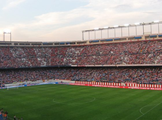 atletico madryt stadion
